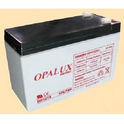 Baterias selladas de Plomo-Acido OPALUX DH-1270, especiales para Luces de emergencia, filmadoras, paneles de alarma, robótica, Proyectos electrónicos, UPS, ETC.
