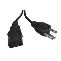 cable de alimentación para computadoras, impresoras, monitores